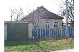Продается  дом  в Черкасском районе, с. Русская поляна