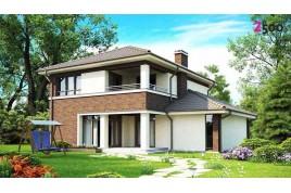 Продается двухэтажный дом 175 м2 (незавершенное строительство)