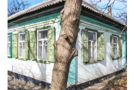 Продается ½ дома в г.Черкассы по ул.Чиковани