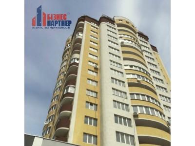 1 комнатная квартира в новом сданом доме в центре г. Черкассы
