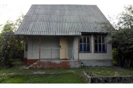 """Продам дачный участок с домом возле Черкасс кооператив """"Лесная поляна"""""""