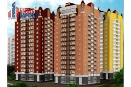 """1 кімнатна квартира ЖК """" Дніпровські Мрії"""" по ул. Гагаріна"""