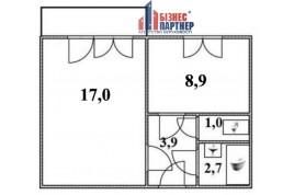 """1 комнатная квартира р-н """"Гранд -Маркета"""""""
