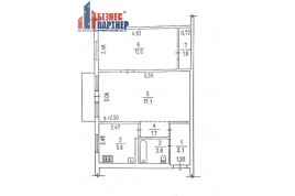 2 комнатная квартира  ул. Калинина, Мытница, Черкассы
