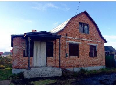 Продается новый дом в с. Белозерье
