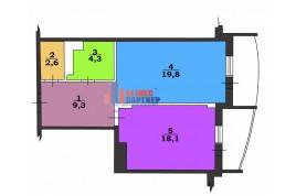 Новая квартира на Мытнице