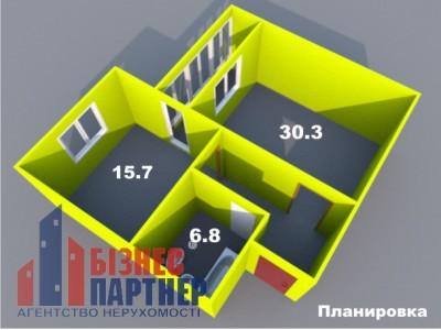 Продается 1-к квартира + гараж, в р-не Седова