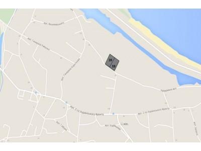 Продается земельный участок в Дахновке, по ул. Набережная