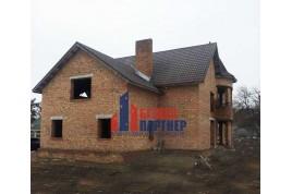 Продається новий двоповерховий будинок оригінальної побудови