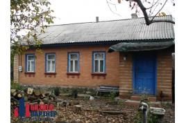 Продается  дом  в Черкасском районе, с. Леськи, в 12 км. от Черкасс.