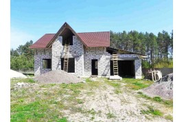 Продам будинок на земельній ділянці 0.15 га в с. Дубіївка